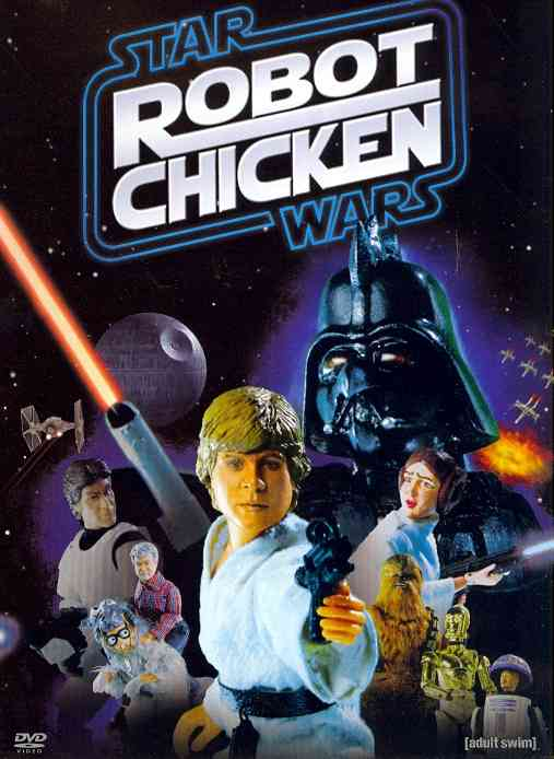 ROBOT CHICKEN:STAR WARS BY ROBOT CHICKEN (DVD)
