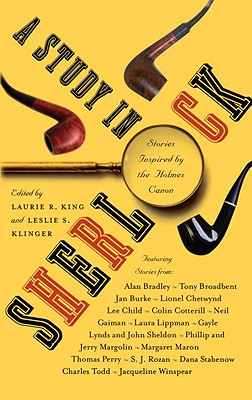 A Study in Sherlock By King, Laurie R./ Klinger, Les