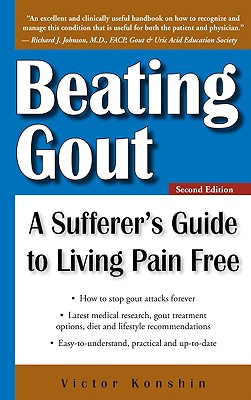 Beating Gout By Konshin, Victor